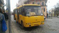 У маршрутках від перевізника «Денисівка-1» з'явилися контролери