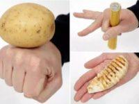 Щоби відміряти порцію їжі, потрібні лише… руки: жодного шахрайства