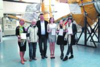 Чернівецькі школярі на «Зоряному шляху»