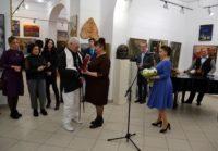 Відкриття ювілейної обласної ретроспективної художньої виставки