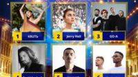 Сьогодні відбудеться фінал Нацвідбору на Євробачення: коротко про учасників