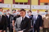 Президент Зеленський у Чернівцях багато обіцяв