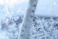 Морози повернуться, на Захід України – з  інтенсивним снігопадом і вітром