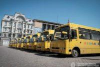 10 шкільних автобусів отримали 10 буковинських громад
