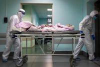 Ліжка для хворих на COVID-19: чи варто довіряти офіційній статистиці?